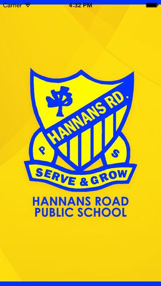 Hannans Road Public School