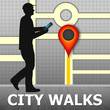 City Maps and Walks (470+ Cities) - iOS Store App Ranking and App Store Stats