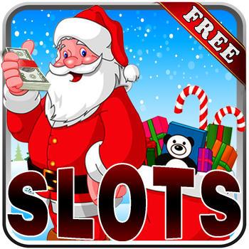 Santa Christmas Vegas style Jackpot Slots Free 遊戲 App LOGO-硬是要APP