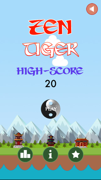 Zen Tiger Jump - Hop The Tiger By Your Coolness