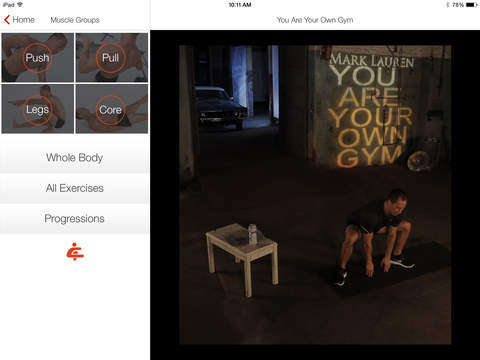 You Are Your Own Gym screenshot 8