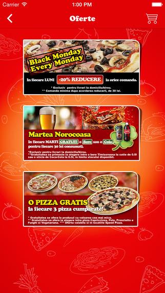 Speed-Pizza