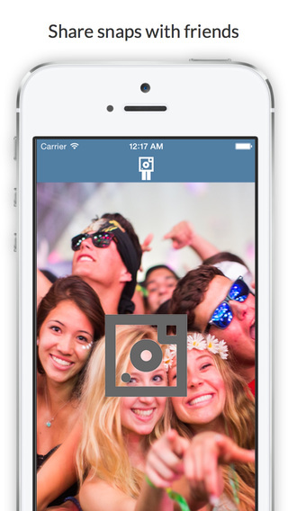 Snapdat - Snap pictures with your friends and share