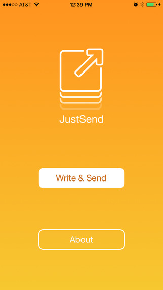 JustSend - Email without the Inbox
