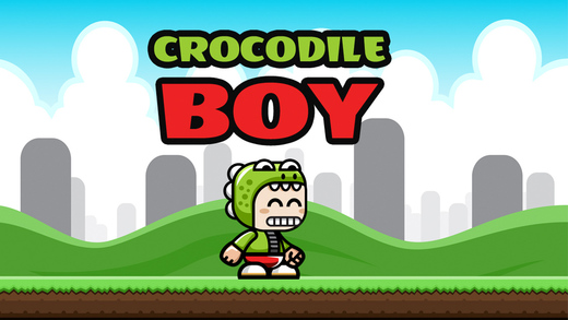 Crocodile Boy