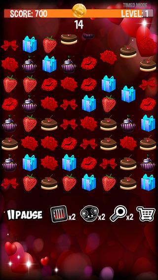 Lover Match Saga - Valentine Edition
