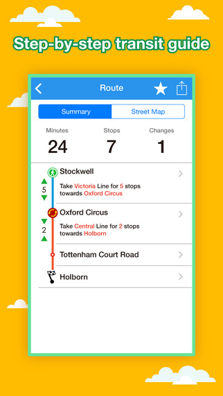 London City Maps Lite - Discover LON with Tube, Bus, and Travel Guides. Apps free for iPhone/iPad screenshot