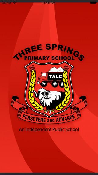 Three Springs Primary School - Skoolbag