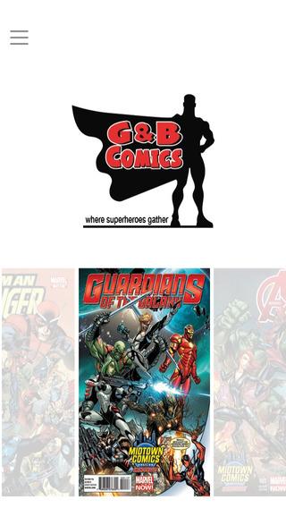 G B Comics