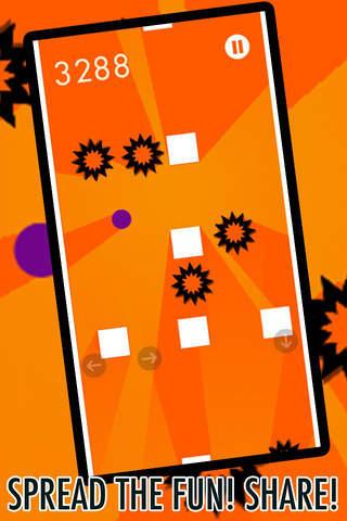 Bubble Fiend's Color Dots Blitz Mania Saga - Best New Arcade Game Free screenshot 4