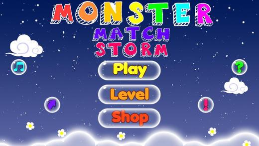 Monster Match Storm