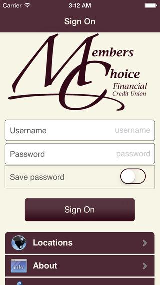 M-C Mobile Banking