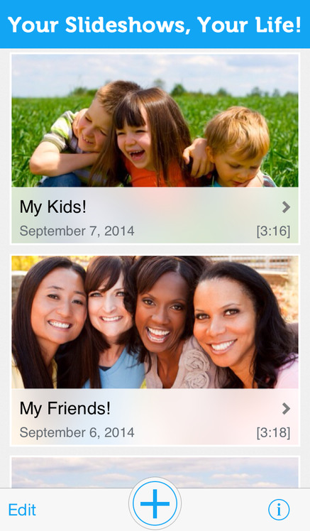 fotovidia: slideshow video maker from photos and music - iPhone Mobile Analytics and App Store Data