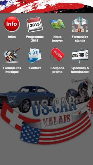 US CAR Valais