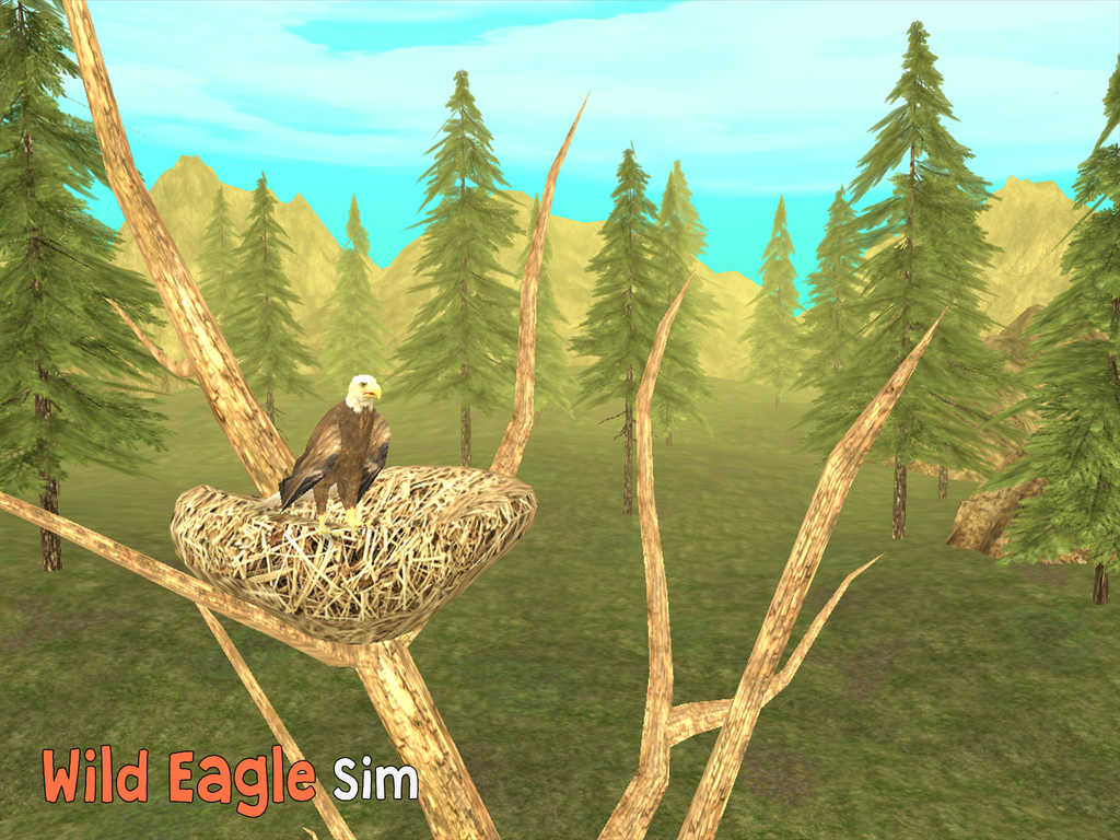 App Shopper Wild Eagle Sim 3d Games