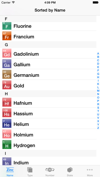 Elemental (PToE) iPhone Screenshot 1