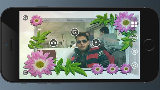 Flowers HD Photo Frames
