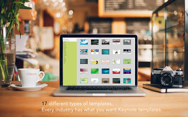 Design for Keynote Screenshot - 2