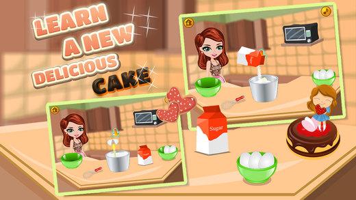 Fairy Cake Maker Games