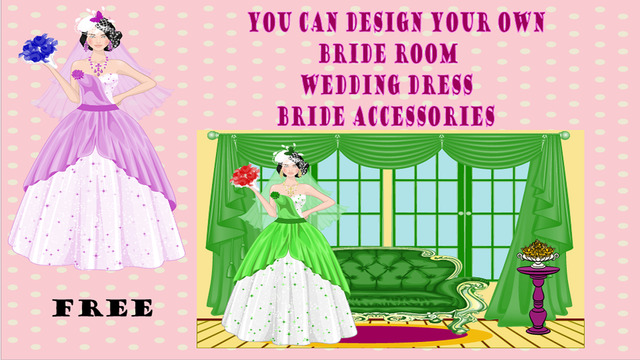 Wedding Dress Room Design