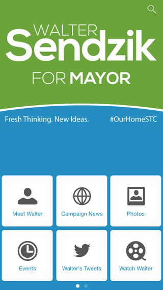 Walter Sendzik for Mayor
