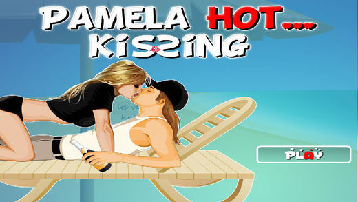 Hot Kissing For Pamela