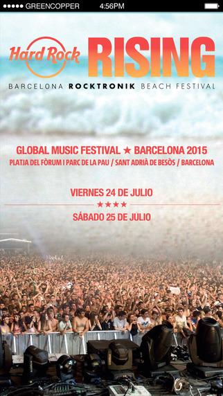 Hard Rock Rising Barcelona