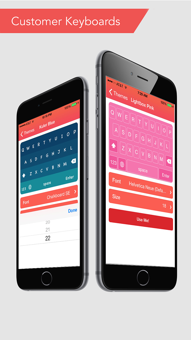 App Shopper: CoolKeyboard - Cool Keyboard Themes & Custom