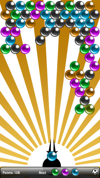 Bubbles FREE! iPhone Screenshot 2