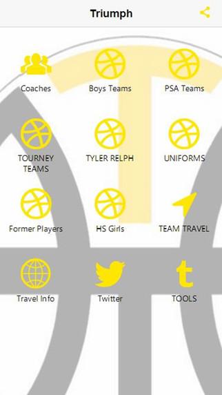 Triumph Basketball Club