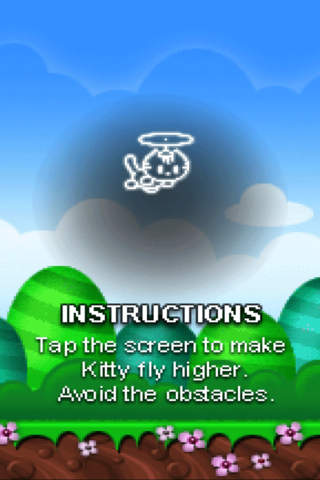 Kitty Pilot screenshot 2