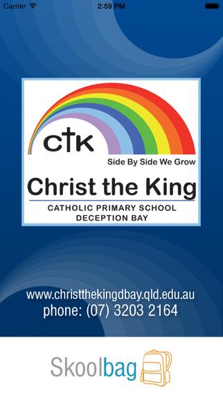 Christ the King Catholic Primary Deception Bay - Skoolbag