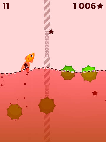 Jumping Fish Screenshot