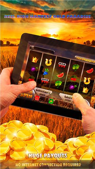 Reel Rich Harvest Gold Paradise Slots - FREE Slot Game Casino
