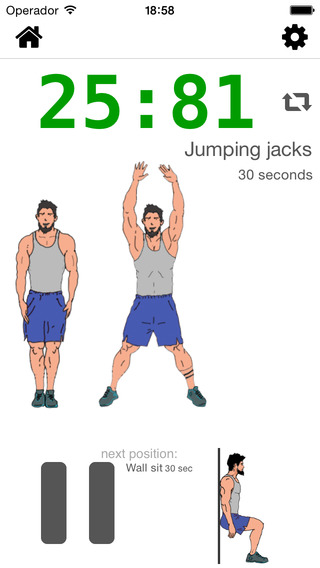 7 Minute SCIENTIFIC Workout routines - PRO Version - Your Personal Trainer for Calisthenics exercise
