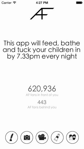 AF the App