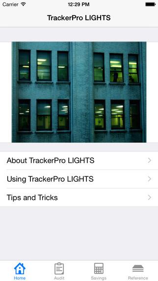 TrackerPro Lights