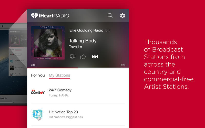 iHeartRadio Screenshot - 3