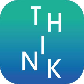 Think Interactive 商業 LOGO-阿達玩APP