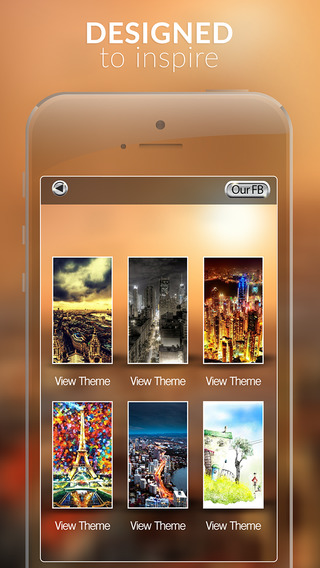 Beautiful City and Building Gallery HD - Retina Wallpaper Themes and Backgrounds for IOS 8 Free