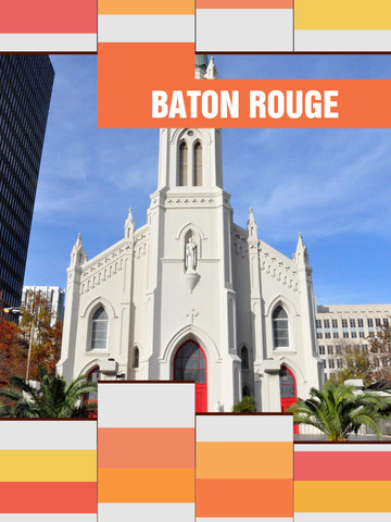 Baton Rouge Food Bank Address
