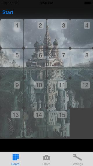 Crazy Arco Puzzle