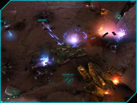Halo: Spartan Assault Screenshot