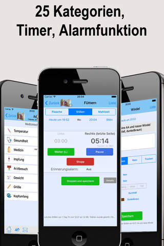 Baby Connect (Activity Log) screenshot 3