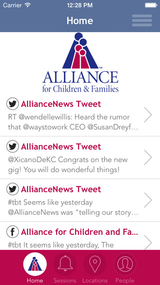 Alliance for Children and Families