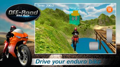 Offroad Bike Stunts 3D Full screenshot 1