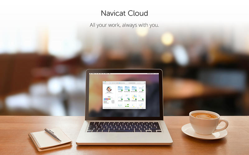 Navicat Data Modeler Screenshot - 5