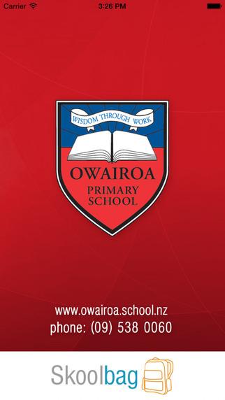 Owairoa Primary School - Skoolbag
