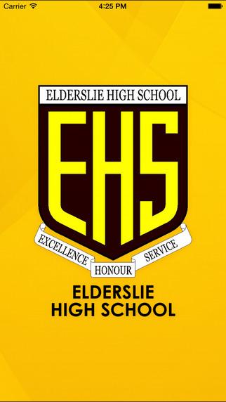 Elderslie High School - Skoolbag