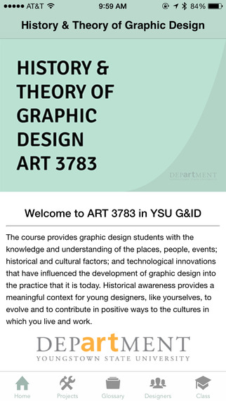 History Theory of Graphic Design
